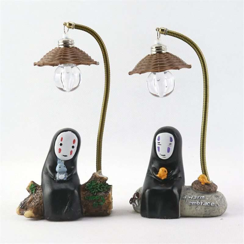 spirited away night lamp