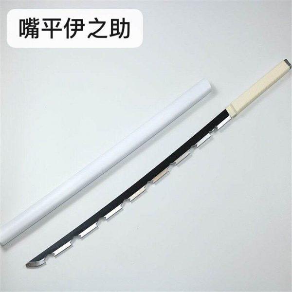 tanjiro black sword