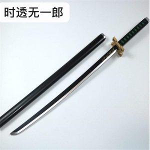tanjiro new sword