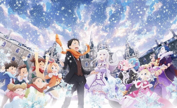 Re ZERO -Starting Life In Another World