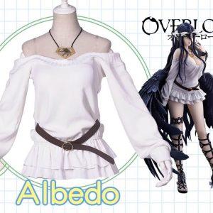 albedo overlord cosplay