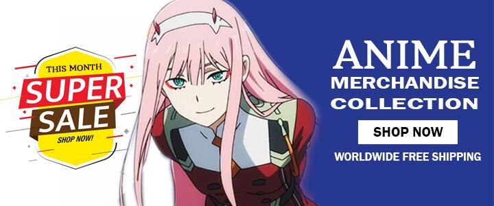 anime merchandise