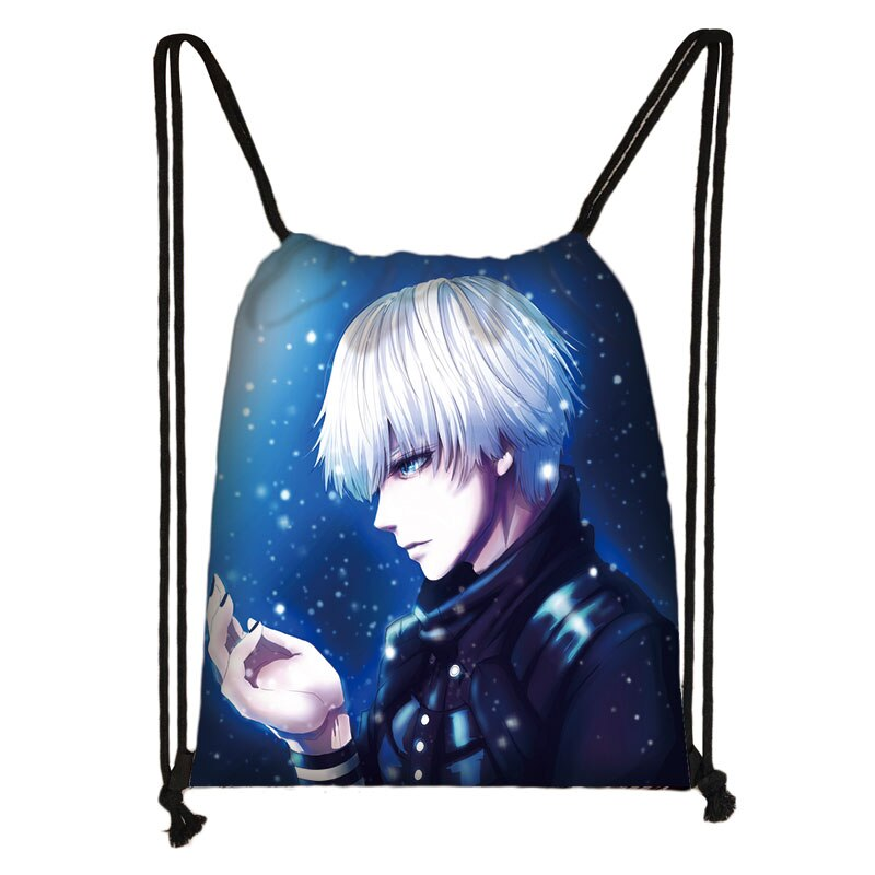 anime tokyo ghoul face backpack