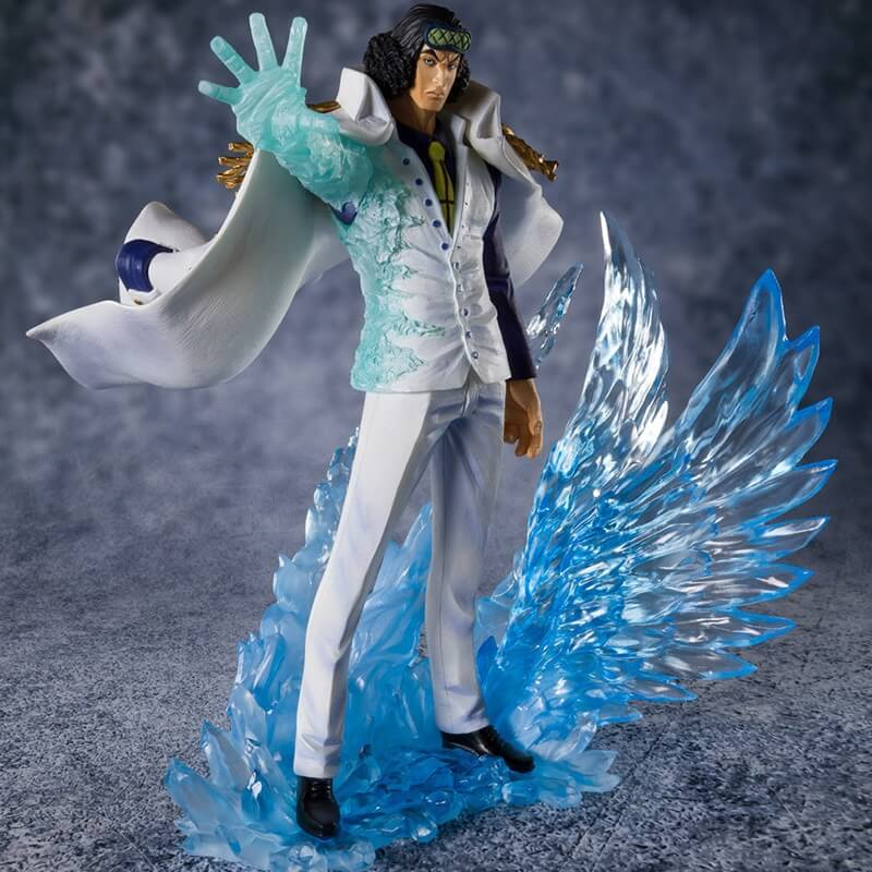 aokiji one piece action figure