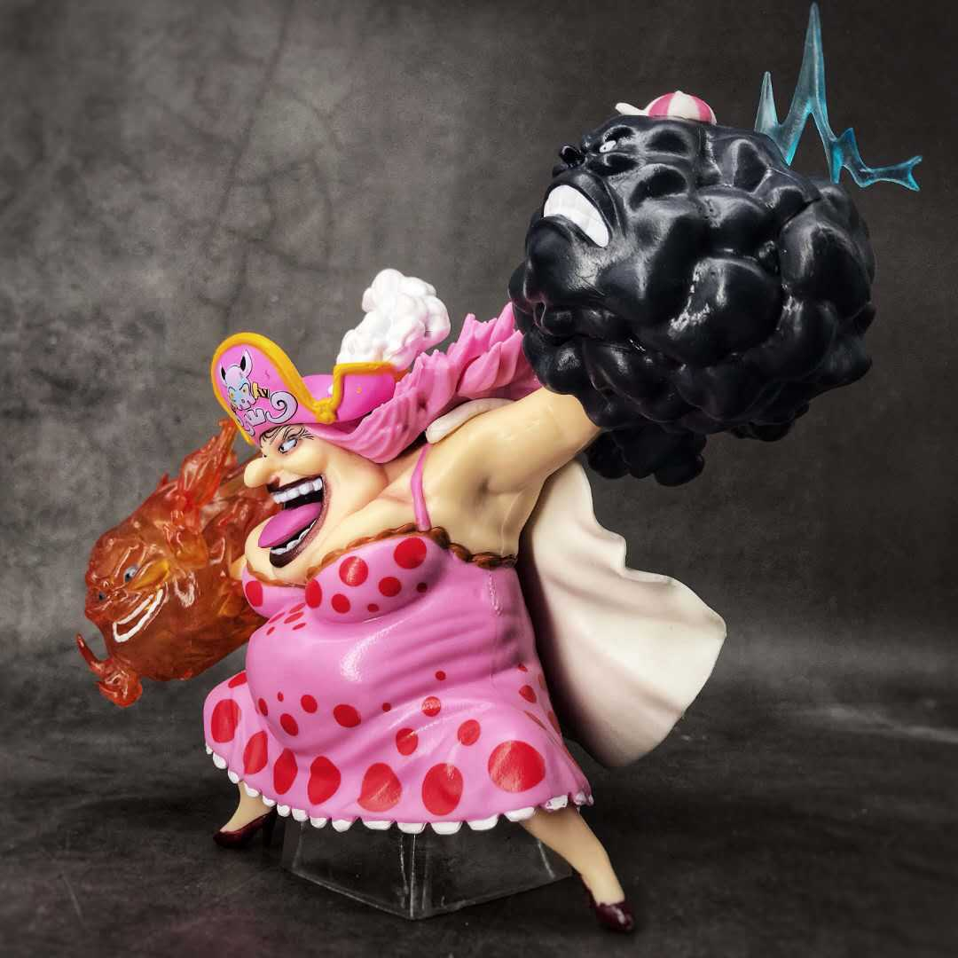 big mom one piece action figure