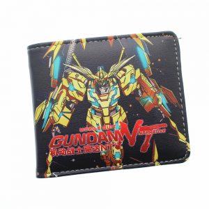 gundam unicorn wallet