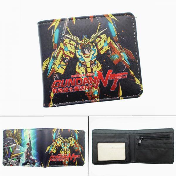 gundam wallet
