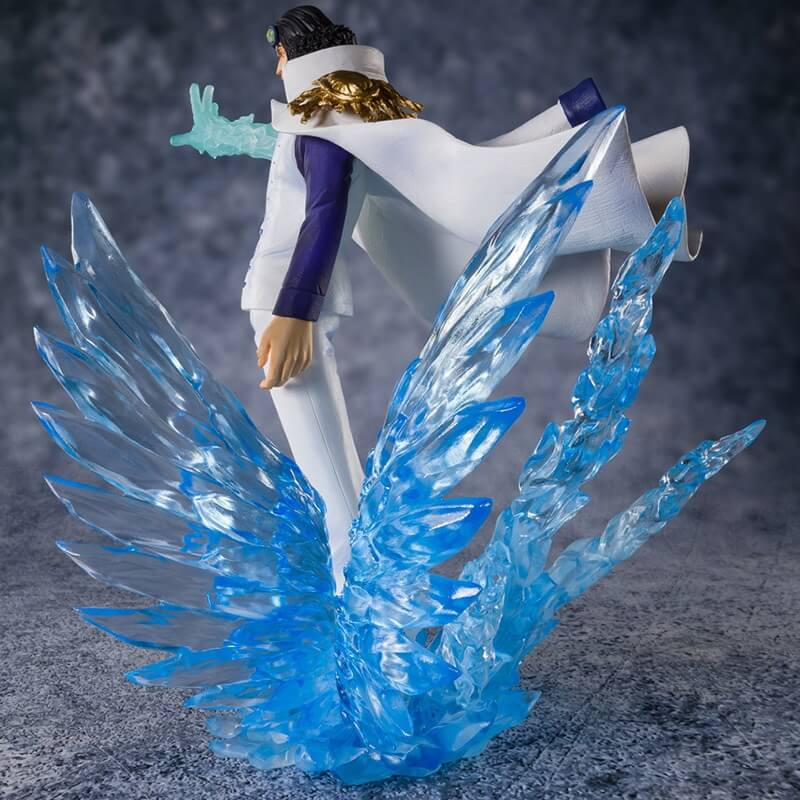 one piece kuzan aokiji figure
