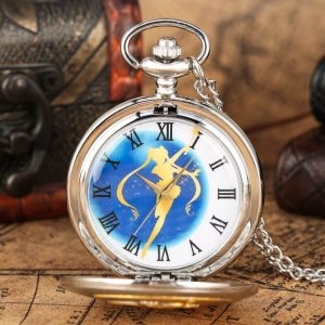 sailor moon pocket watch manga
