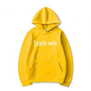 death note sweatshirts