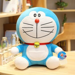 doraemon plush toy