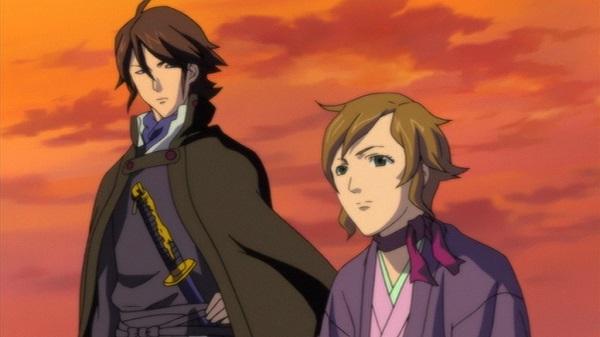 Intrigue in the Bakumatsu Irohanihoheto