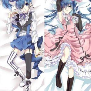 anime body pillow black butler