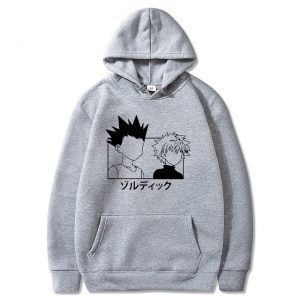hunter x hunter killua hoodie
