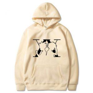 killua hunter x hunter hoodie