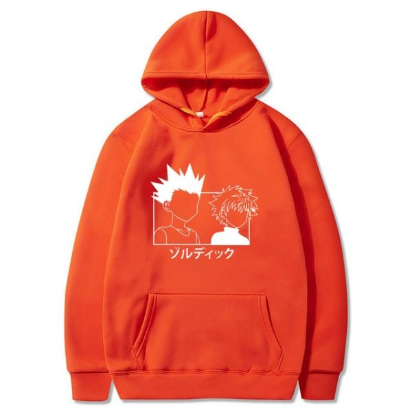 supreme hunter x hunter hoodie