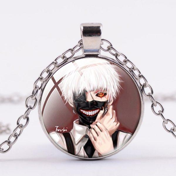 tokyo ghoul kaneki ken necklace