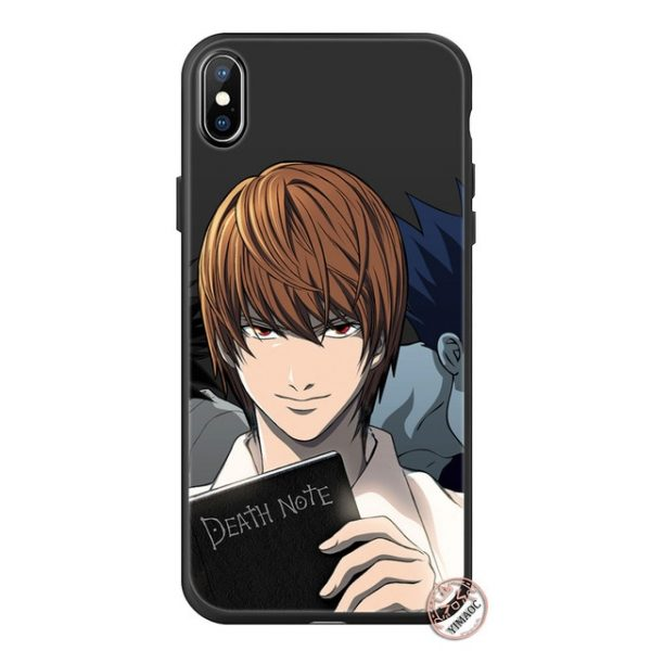 death note iphone 8 case