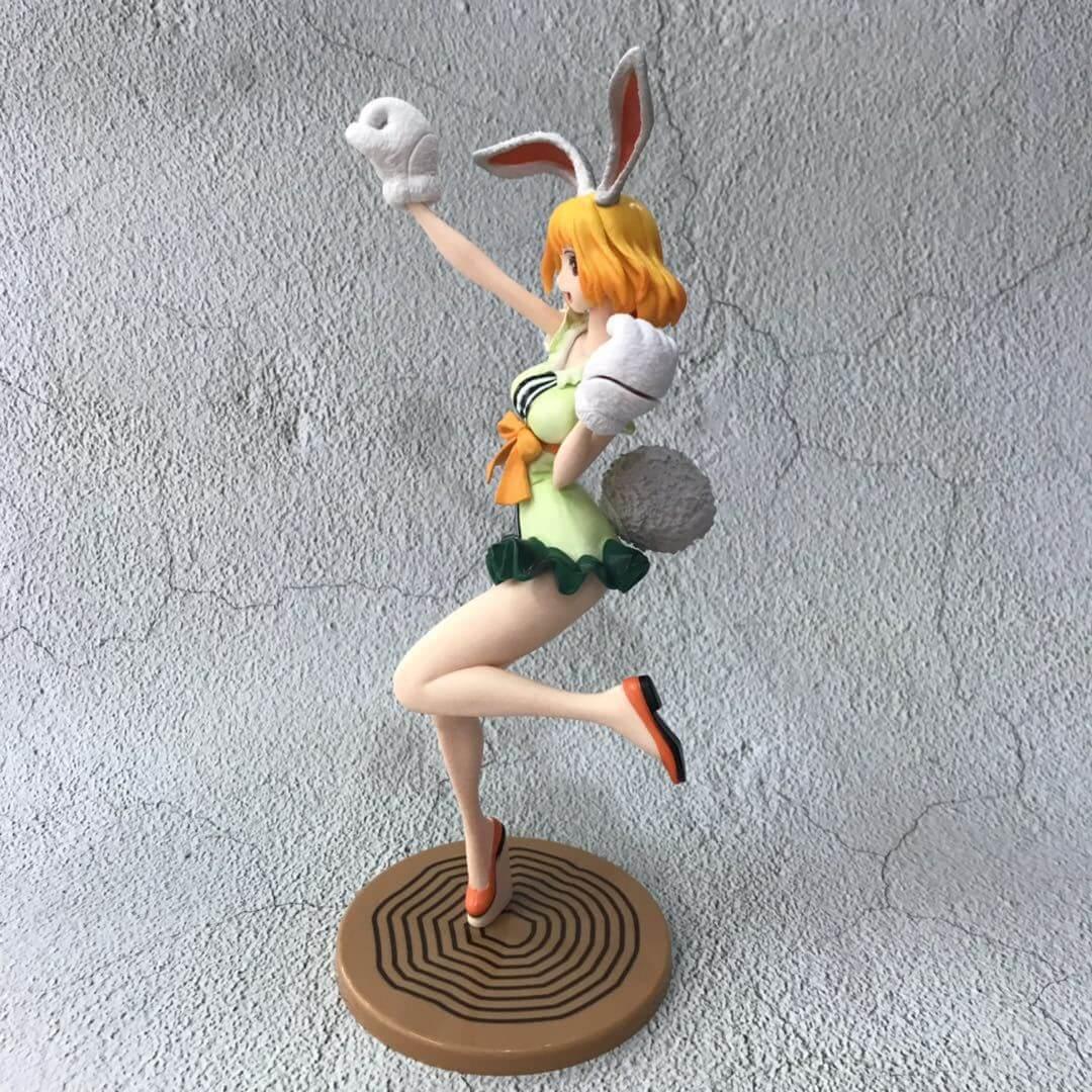 carrot one piece figure