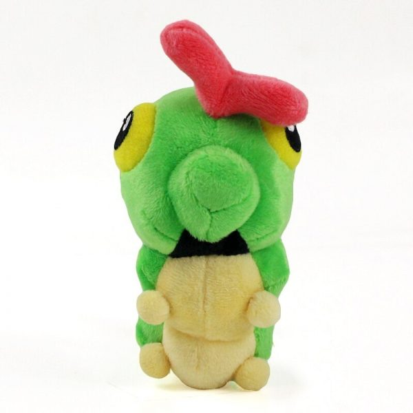 caterpie plush toy
