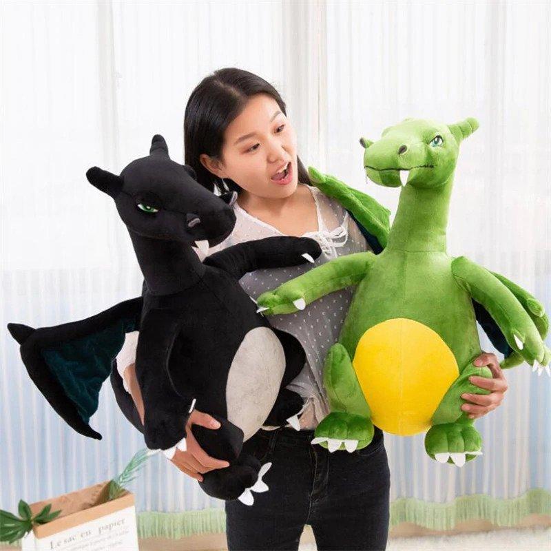 charizard pikachu plush