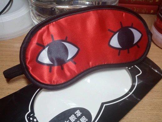 eye mask gintama