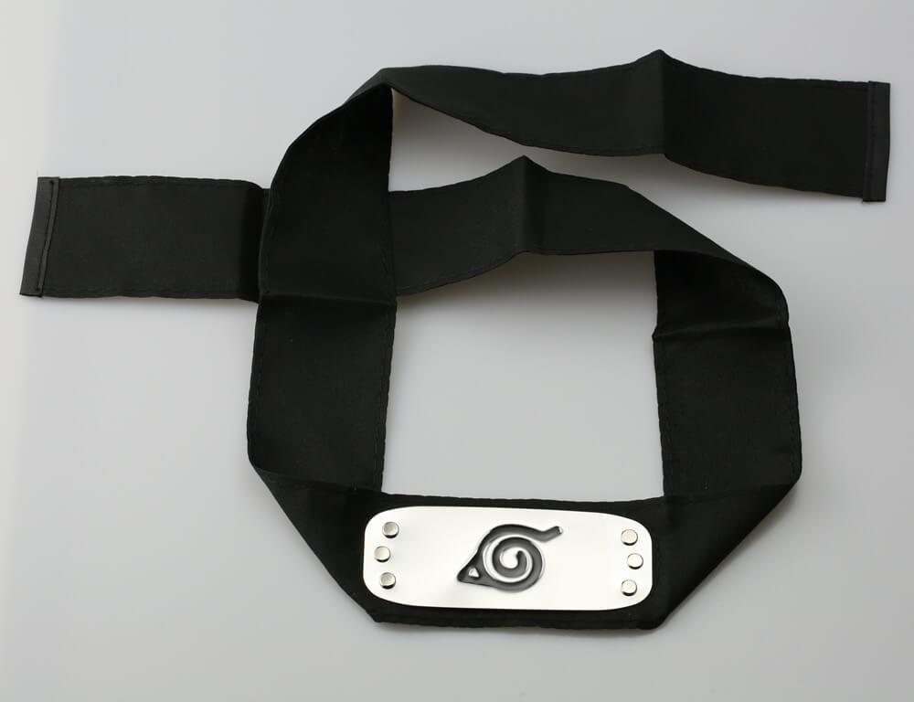 free naruto headband
