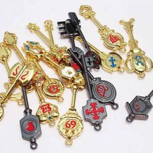 lucys celestial keys