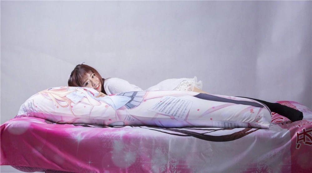 nisekoi chitoge body pillow
