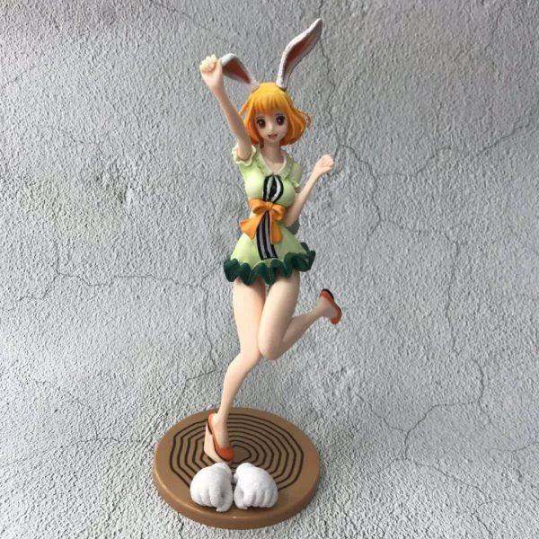 one piece carrot figure