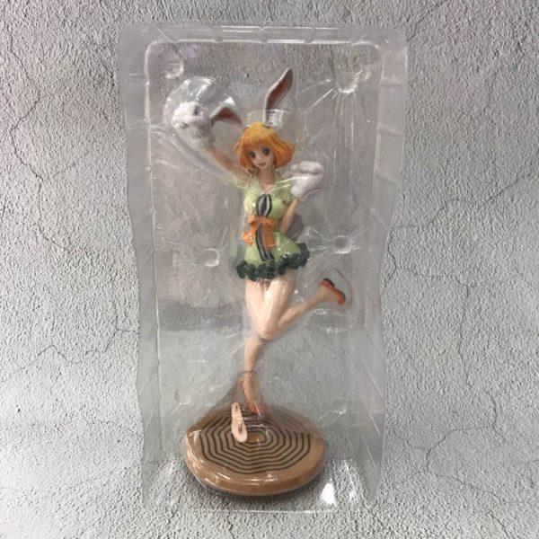 one piece figure carrot figure