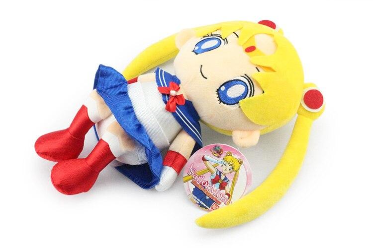sailor moon plush dolls