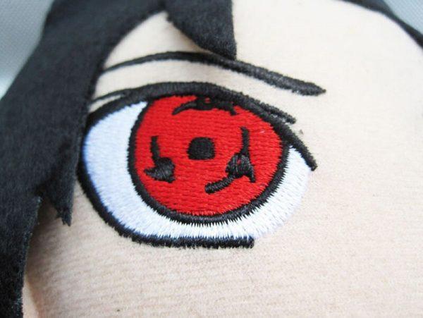 sasuke plushie