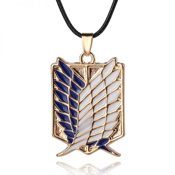 wings of freedom necklace