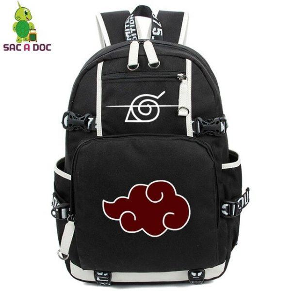 naruto akatsuki backpack