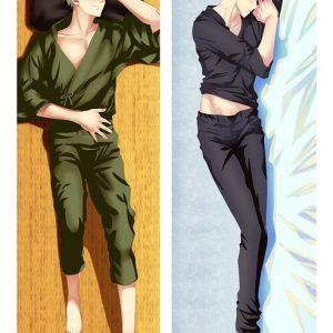 yuuri katsuki body pillow