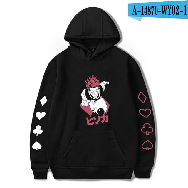 hisoka hoodie
