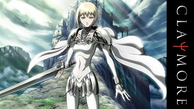 ClayMore BEST ADVENTURE SERIE