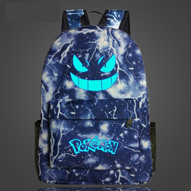 pokemon gengar backpack