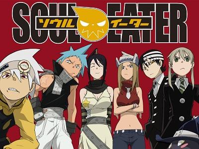 adventure anime: Soul Eater
