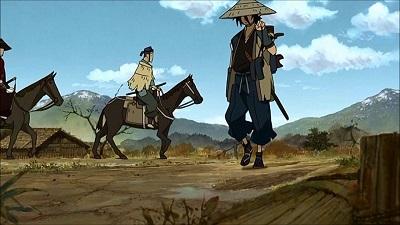 Sword of Stranger art martials anime