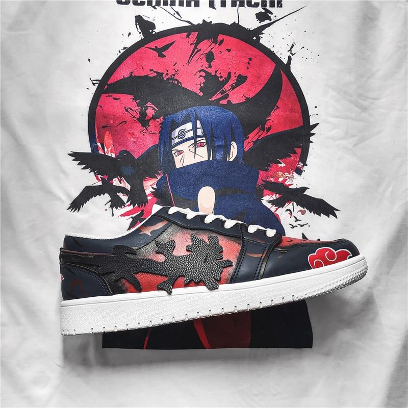 akatsuki itachi sneakers