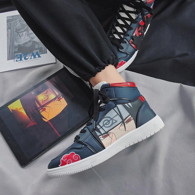 akatsuki ninja shoes