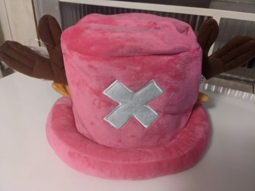 One Piece Chopper Hat photo review