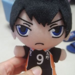 haikyuu plush doll