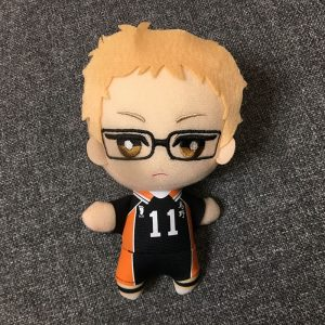 haikyuu plushies