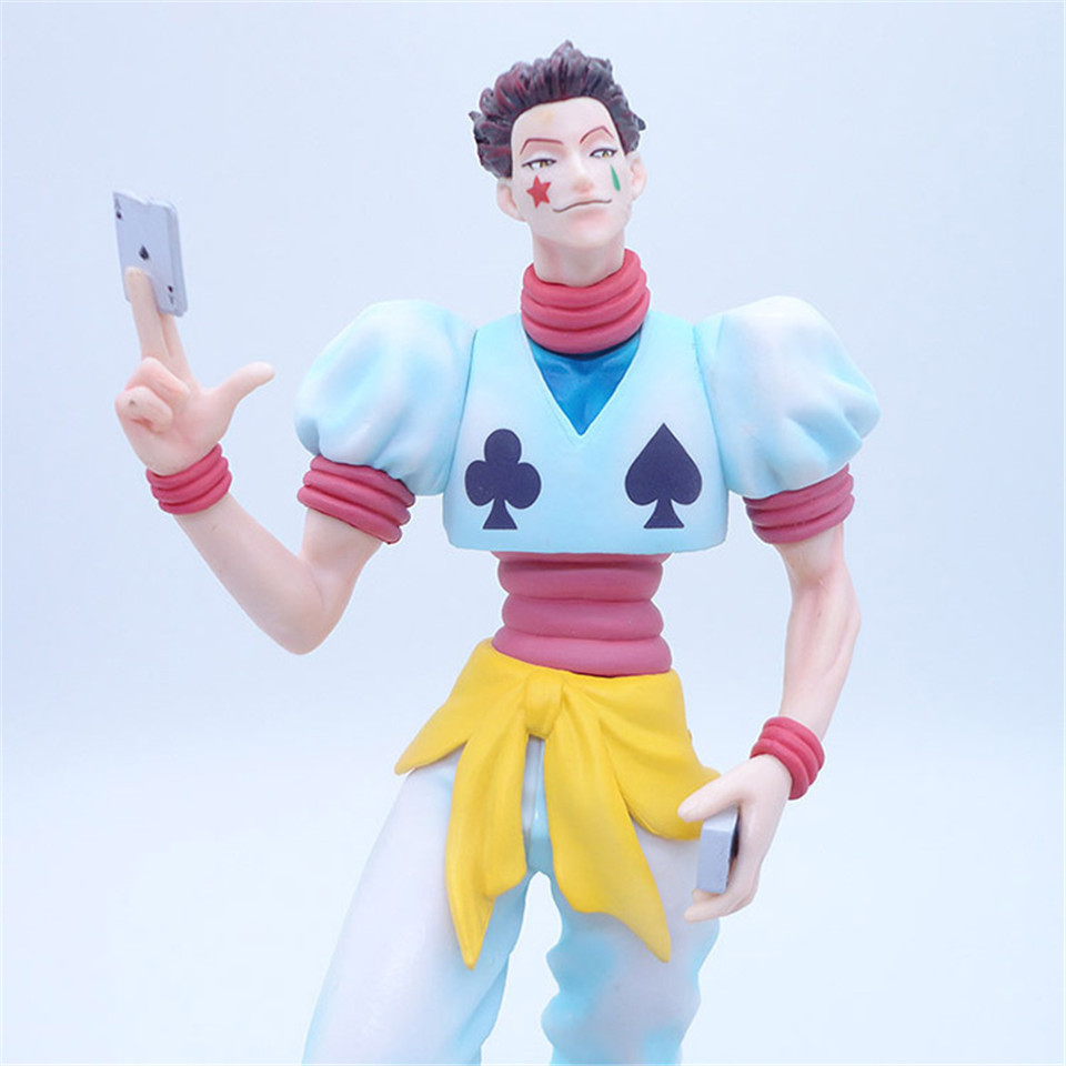 hunter x hunter hisoka figure