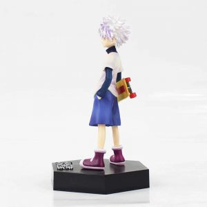 hunter x hunter killua figure
