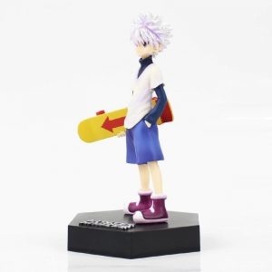 killua zoldyck figure
