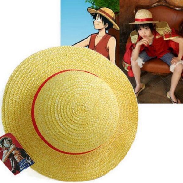 luffy straw hat